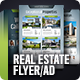 Real Estate Flyers/Ads - 'Prime' - GraphicRiver Item for Sale