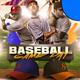 Baseball Game Day Flyer Templates