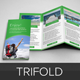 Travel Agency Trifold Brochure Template  - GraphicRiver Item for Sale