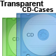 CD & CD Case – Transparent Slimbox - GraphicRiver Item for Sale