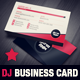 Dj and Musician Business Card Template - GraphicRiver Item for Sale