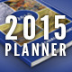 2015 Weekly Personal Planner - GraphicRiver Item for Sale