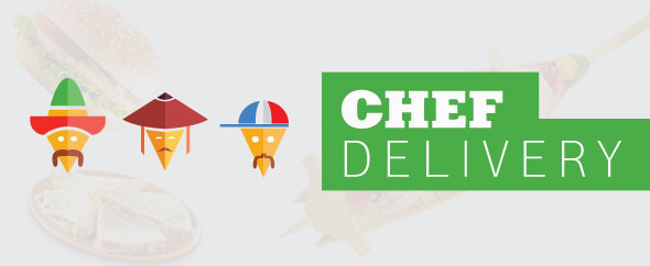 Chef Delivery – E-shop HTML Bootstrap Template