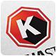 Korona Studio Logo Template - GraphicRiver Item for Sale