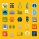 Set of Medical Flat Icons - GraphicRiver Item for Sale