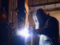 Man at work as welder in heavy industry - PhotoDune Item for Sale