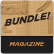 Magazine Bundle 6 - GraphicRiver Item for Sale