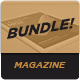 Magazine Bundle 5 - GraphicRiver Item for Sale