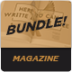 Magazine Bundle 8 - GraphicRiver Item for Sale