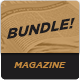 Magazine Bundle 1 - GraphicRiver Item for Sale