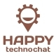 Happy Techno Chat - GraphicRiver Item for Sale