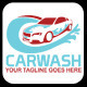 Carwash Logo Template - GraphicRiver Item for Sale