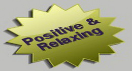 Positive and Relaxing