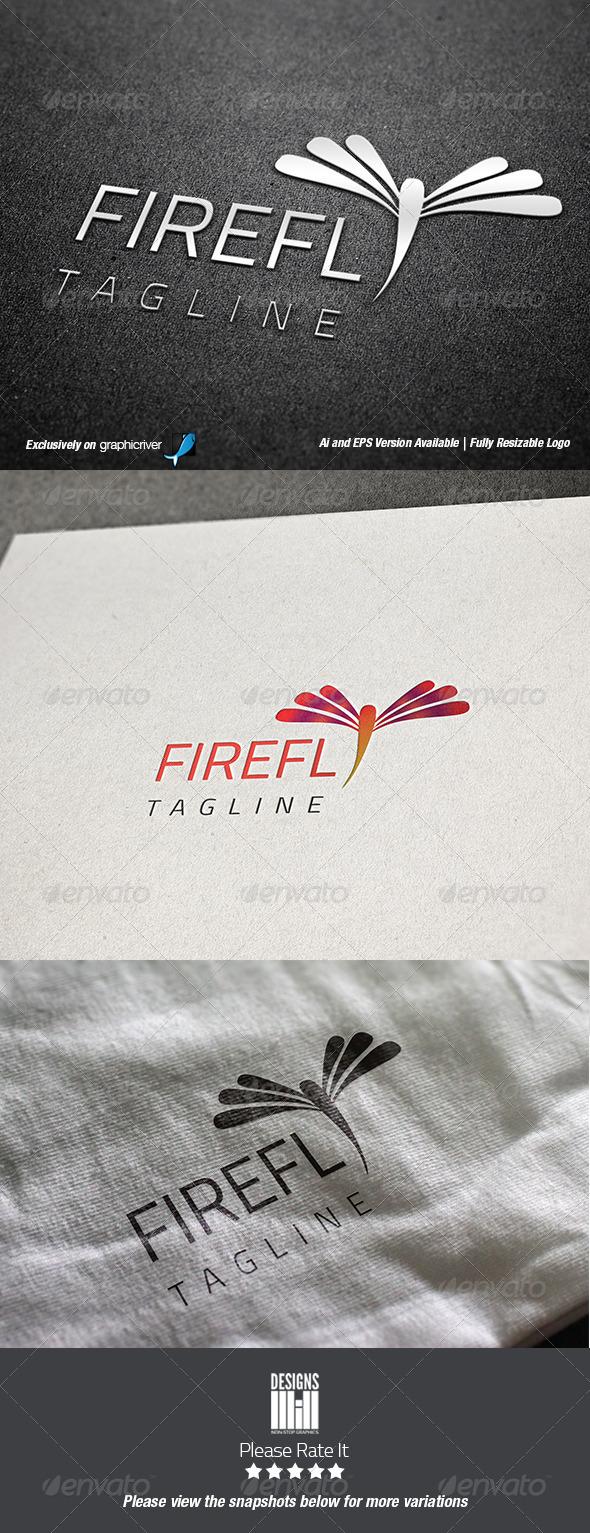Firefly Logo - Abstract Logo Templates