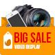 Big Sale Video Display - VideoHive Item for Sale