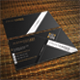 Creative Business Card No. 2 - GraphicRiver Item for Sale