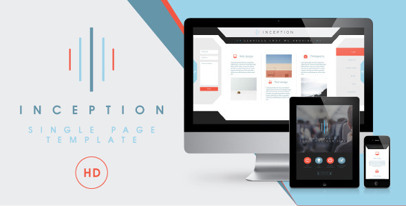 Inception - Corporate Muse Templates
