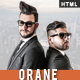 Orane - Multipurpose HTML5 Template