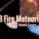 Fire Meteorite - VideoHive Item for Sale