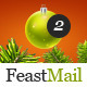 FeastMail 2 - Christmas Email Template Nulled