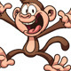 Cartoon Monkey - GraphicRiver Item for Sale