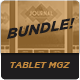Tablet MGZ Bundle 1 - GraphicRiver Item for Sale