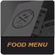 Elegant Food Menu 6 - GraphicRiver Item for Sale