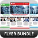 Creative Corporate Flyer Bundle Vol 7 - GraphicRiver Item for Sale
