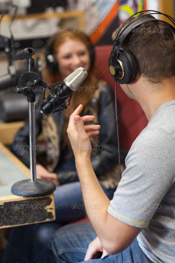 radio station interview Radio internships are offered either during or after college and are an important step in pursuing a radio broadcasting career as an intern, you'll experience first-hand how a radio station.