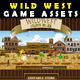 Wild West Cowboy Game Assets - GraphicRiver Item for Sale