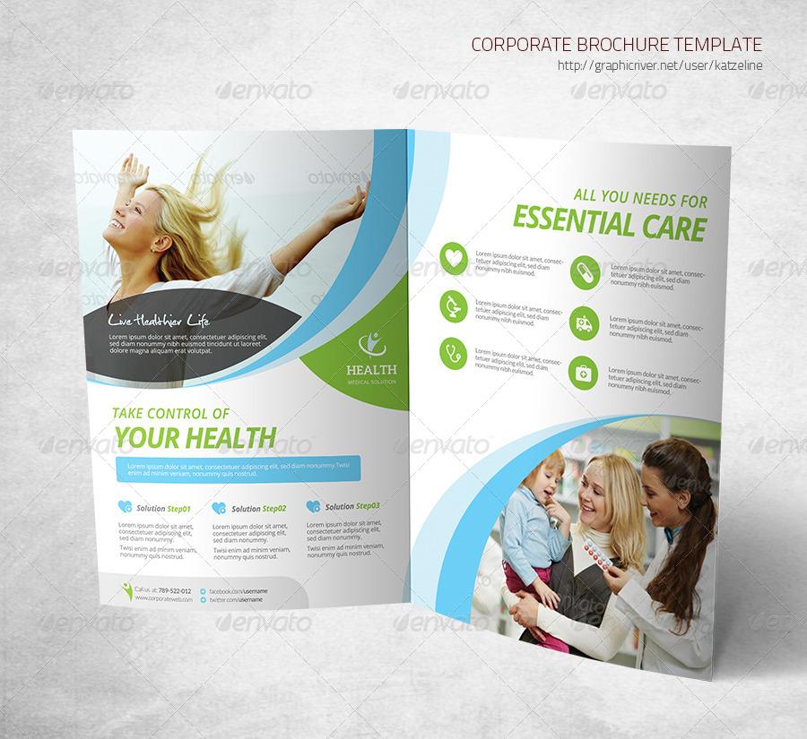 Health Care Flyer Template Free Mersnoforum