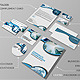 Corporate Stationary Pack 4 - GraphicRiver Item for Sale