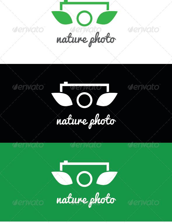Nature Photo - Nature Logo Templates