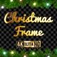 Christmas Frame for Streamers - 4K - VideoHive Item for Sale