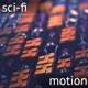 Sci-Fi Motion Background - VideoHive Item for Sale
