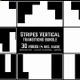 Stripes Vertical Transitions Bundle 4K - VideoHive Item for Sale