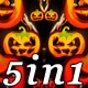 Halloween Terrible Chain (5in1) - VideoHive Item for Sale