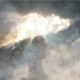 Flying over the Storm Clouds - VideoHive Item for Sale