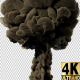 Smoke Explosion Logo Revealer with Alpha (4K) - VideoHive Item for Sale