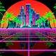 Retrowave Palms - VideoHive Item for Sale