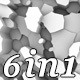 3d Videomapping - Vj Loop Pack (6in1) - VideoHive Item for Sale