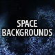 Space Backgrounds - VideoHive Item for Sale