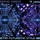 Retro Futuristic Sci-fi Tunnels - VideoHive Item for Sale