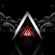 Triangular Gates Vj Loop - VideoHive Item for Sale