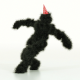 Dancing Black BigFoot - VideoHive Item for Sale