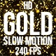 Gold Glitters - VideoHive Item for Sale