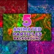 Particles Backgrounds Pack - VideoHive Item for Sale