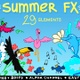 Summer Fx Elements - VideoHive Item for Sale