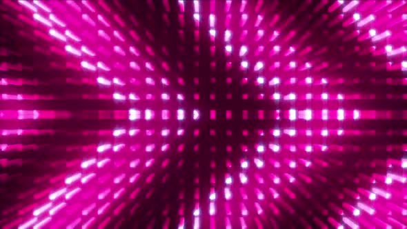 7 Pink Led Vj Lights Pack By Reques Videohive