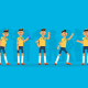 D&M Character Kit: Soccer Player Brazil - VideoHive Item for Sale